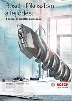 Bosch Beton és kőzetfúró tartozék katalógus