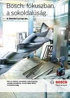 Bosch fémfúró tartozék katalógus