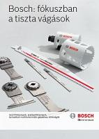 Bosch vágó tartozék katalógus