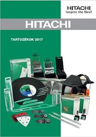 Hitachi tartozék katalógus